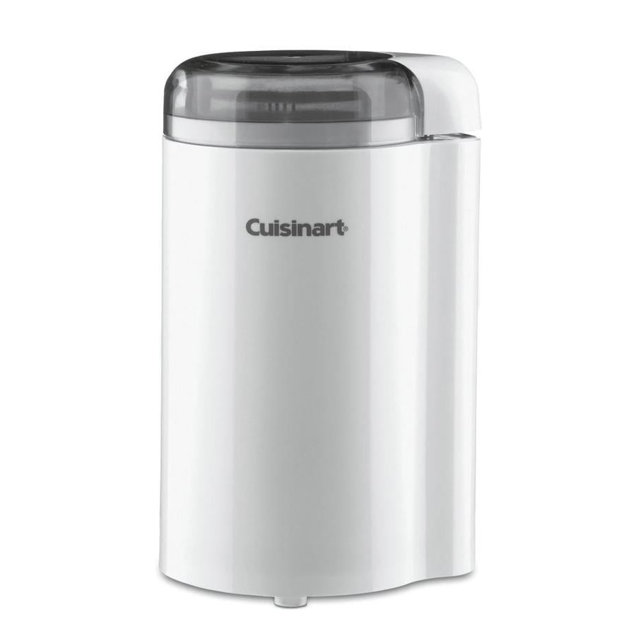 Shop Cuisinart 2.5-oz White Coffee and Spice Grinder at Lowes.com