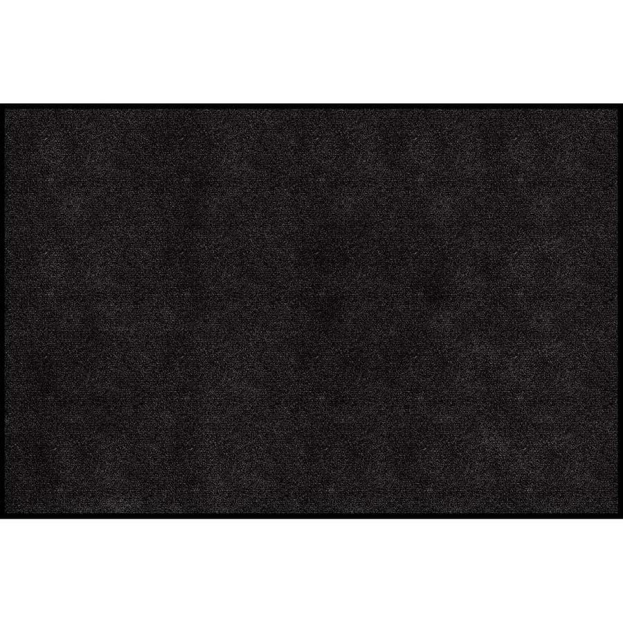 Blue Hawk Rectangular Door Mat (Common: 48-in x 72-in; Actual: 48-in x 72-in)
