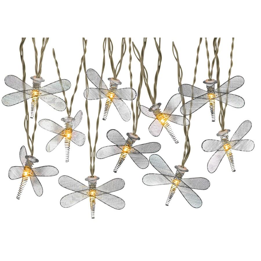 Gemmy 8.6-ft 10-Light Electrical Outlet String Lights