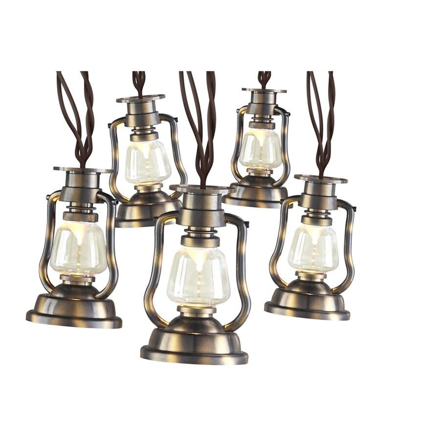 Gemmy 12.4-ft 5-Light Electrical Outlet String Lights