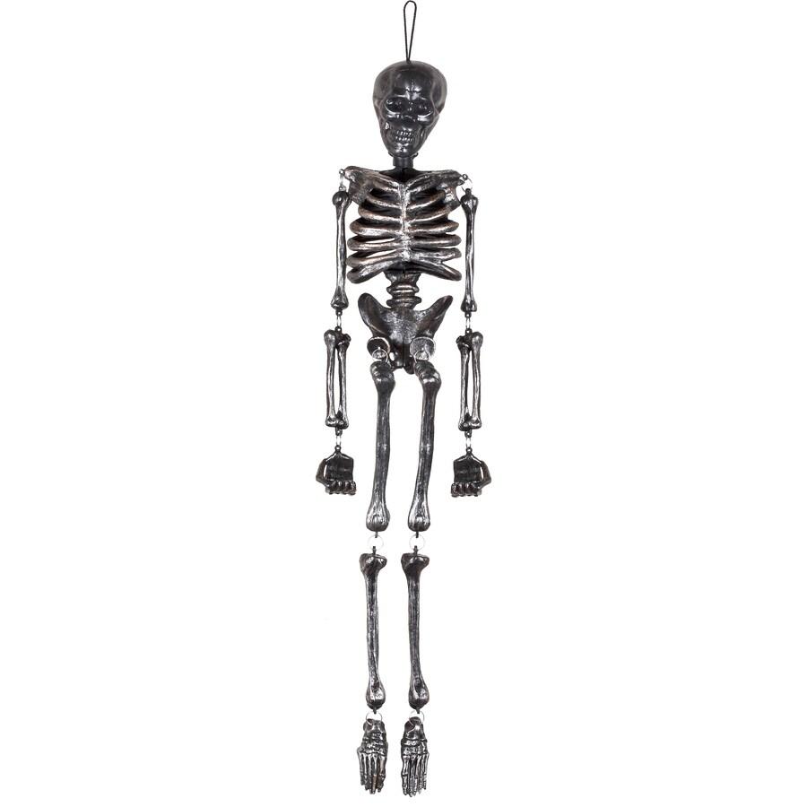 Gemmy 36.024-in Hanging Mr. Bones Jangles Indoor Halloween Decoration
