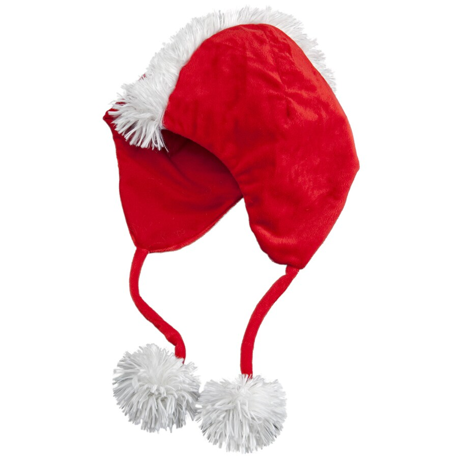 Holiday Living Mohawk Santa Christmas Hat