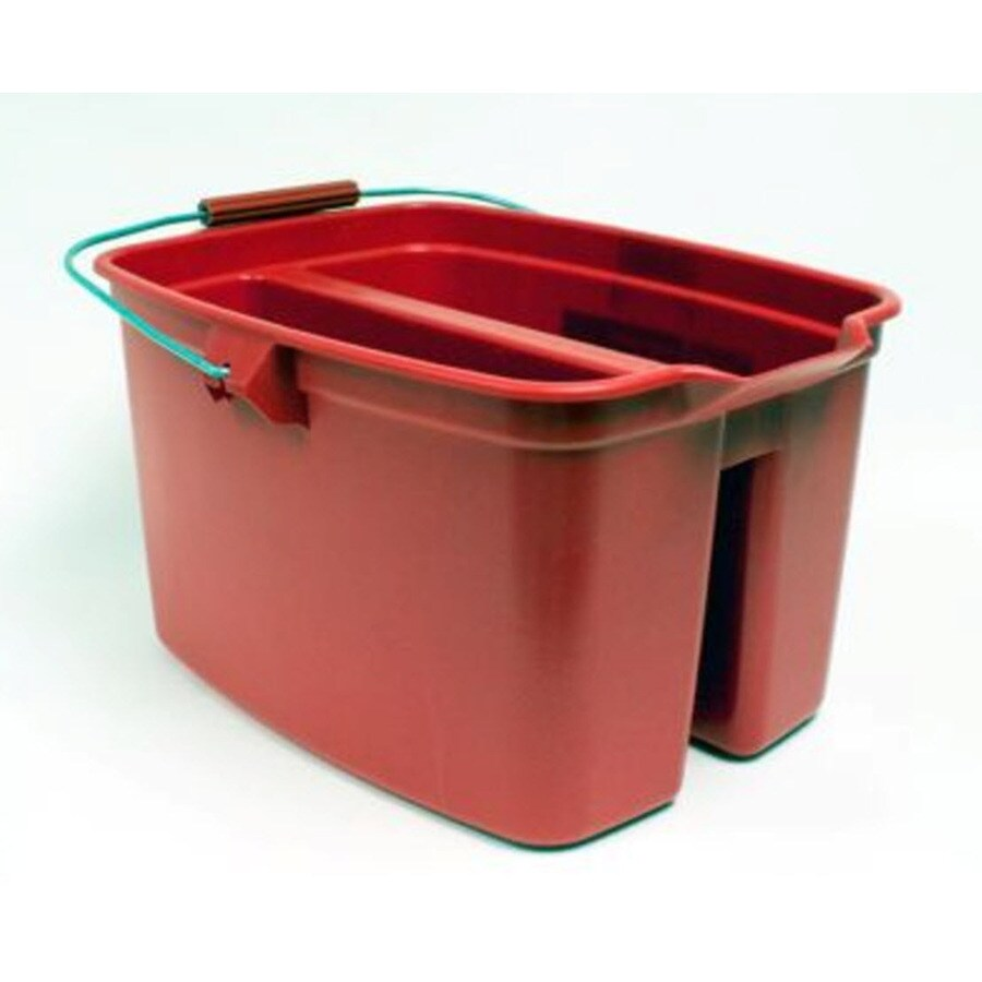 Rubbermaid Commercial Products 19-Quart Commercial Double Bucket