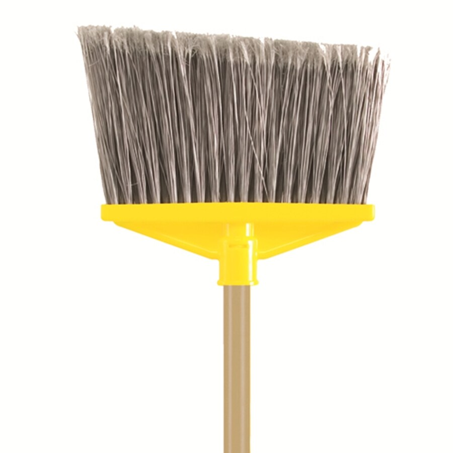 Rubbermaid Commercial Products Poly Fiber Soft Upright Broom