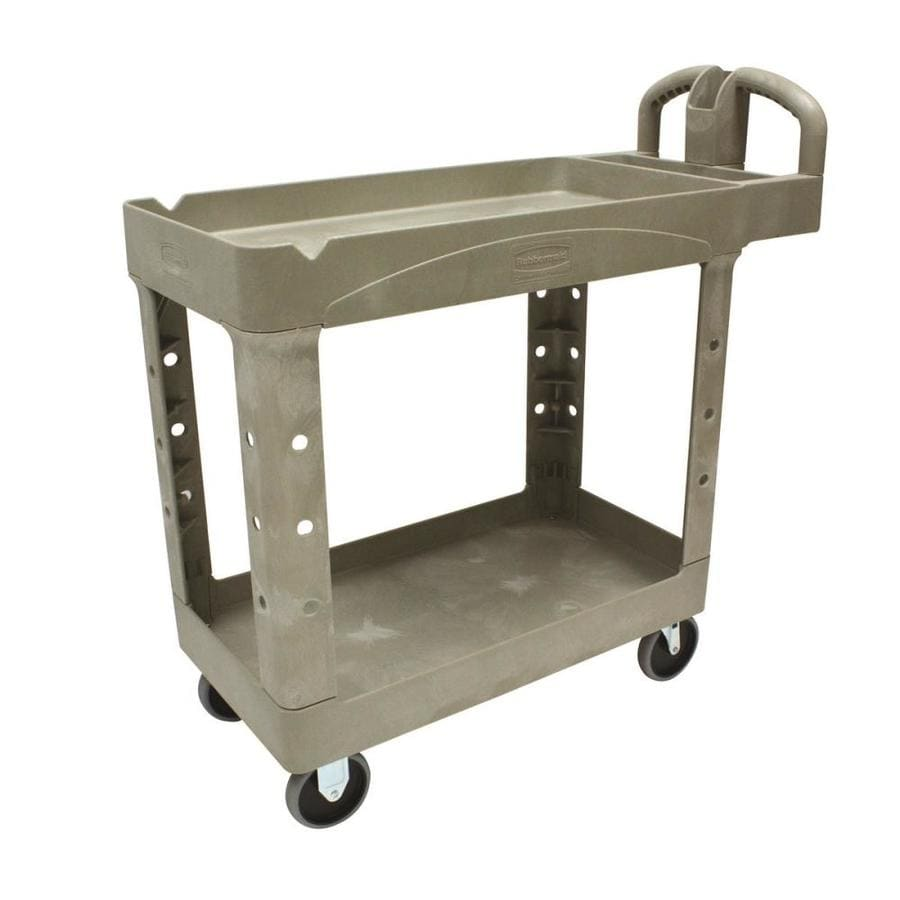 Rubbermaid Commercial Products 38.875-in Utility Cart