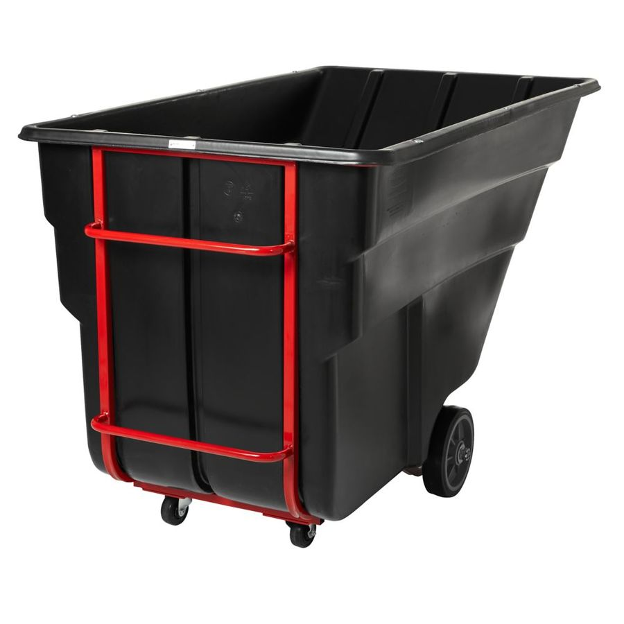Alera Industrial Kitchen Carts At Lowes Com: Shop Rubbermaid Commercial Products 38.37-in Utility Cart