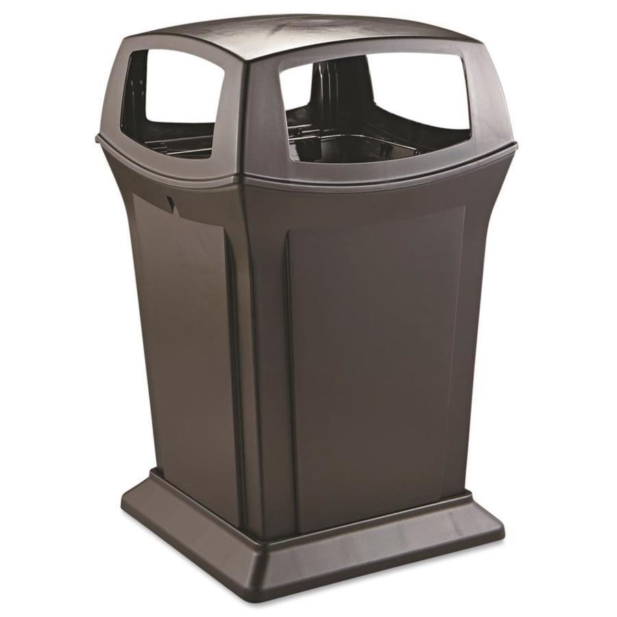 Image Result For Rubbermaid Trash Cart