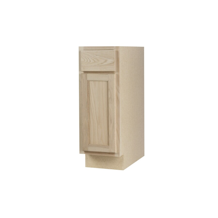 Shop continental cabinets inc 18 in w x 34 5 in h x 24 for 18 inch door lowes