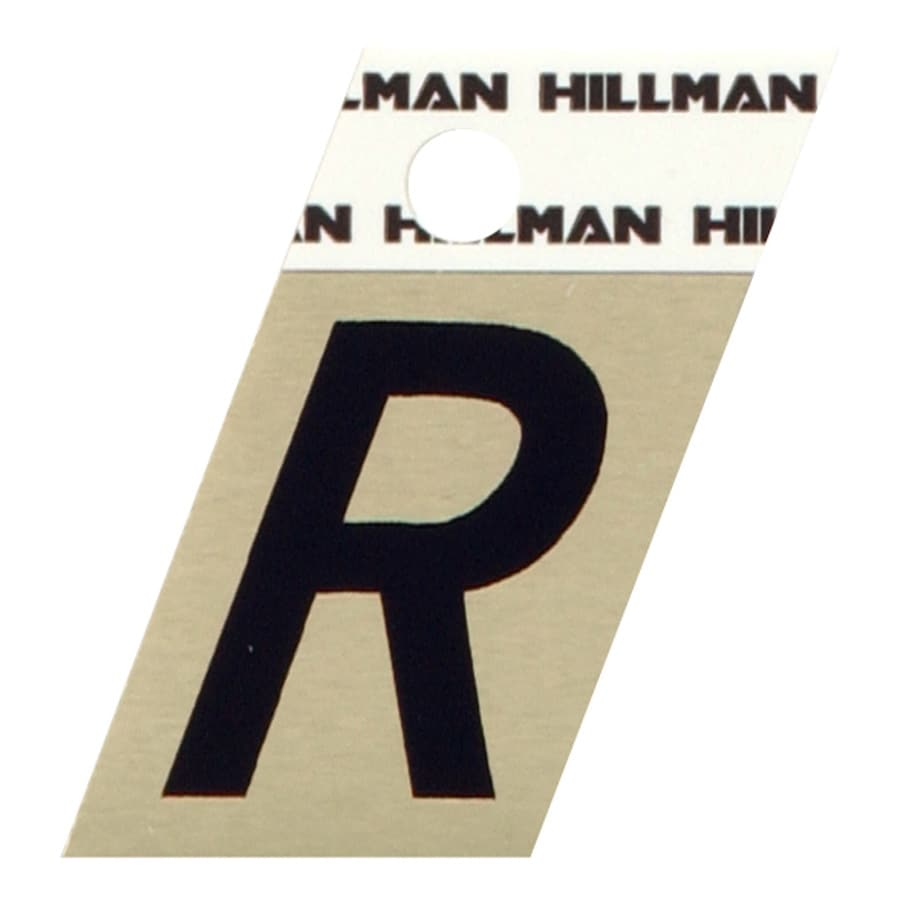 The Hillman Group 1.5-in House Letter