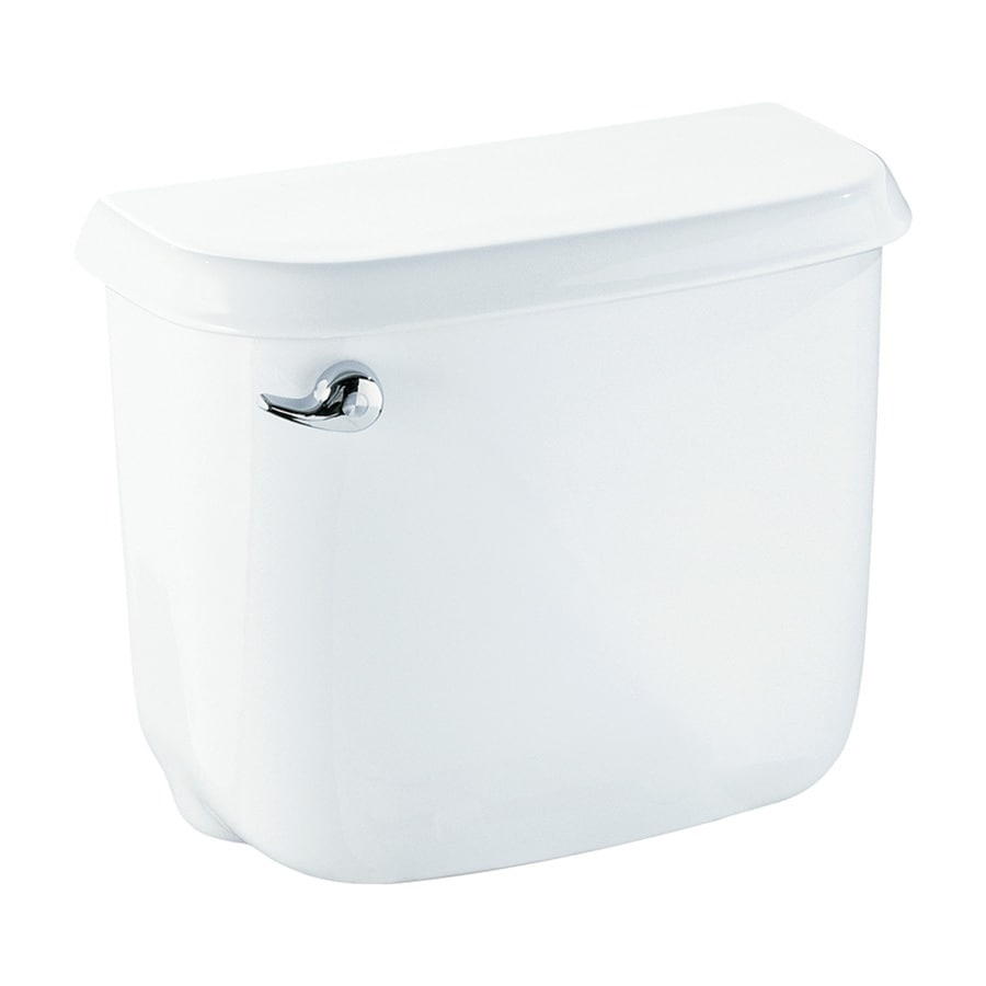 Sterling Windham White 1.6-GPF (6.06-LPF) 12-in Rough-In Single-Flush Toilet Tank