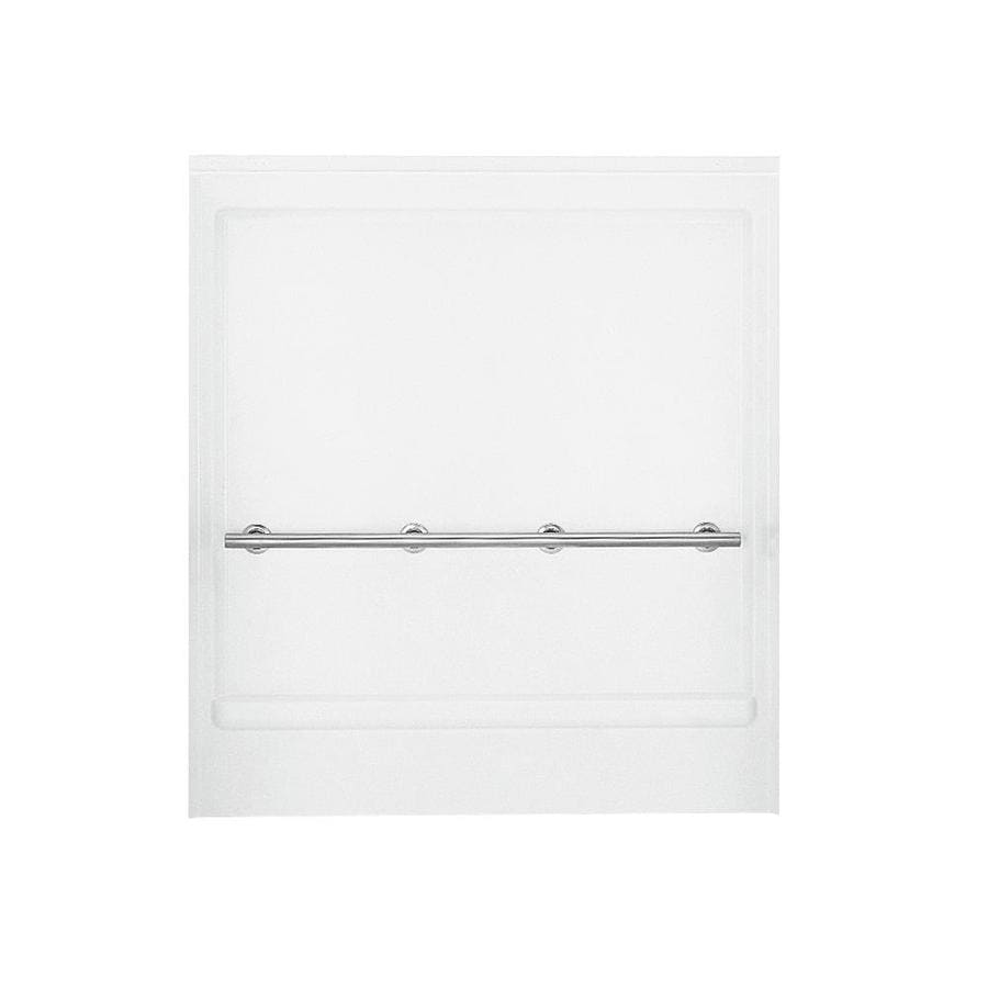 Sterling Shower Wall Surround Back Panel (Common: 40-in; Actual: 73.562-in x 39.375-in)