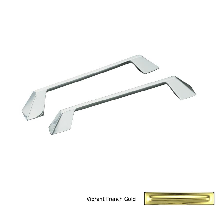 KOHLER Vibrant French Gold Wall Mount Grab Bar