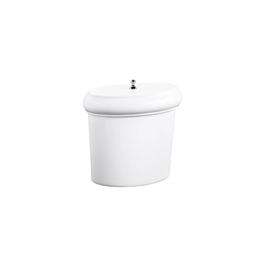 KOHLER Revival White 1.6-GPF (6.06-LPF) 12-in Rough-In Single-Flush Toilet Tank