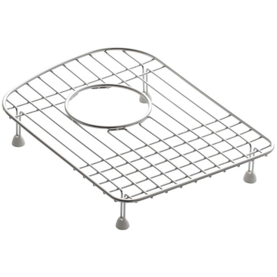 KOHLER Woodfield 13-in x 9.5-in Sink Grid