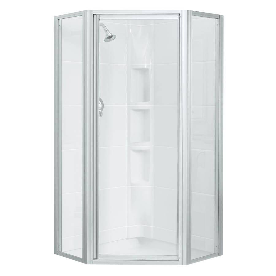 36 Neo Angle Shower Door