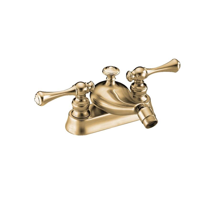 KOHLER Revival Vibrant Brushed Bronze Horizontal Spray Bidet Faucet