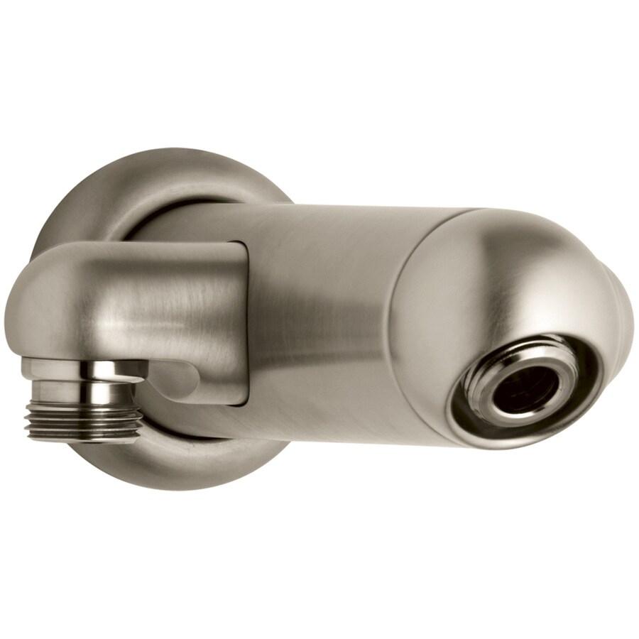KOHLER Vibrant Brushed Bronze Shower Arm with Diverter