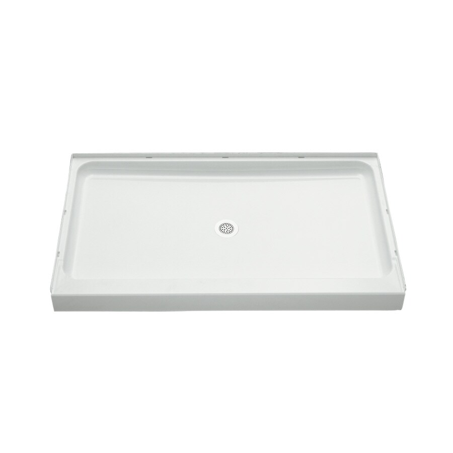 Shop Sterling Vikrell Shower Base Common 34 In W X 60 In