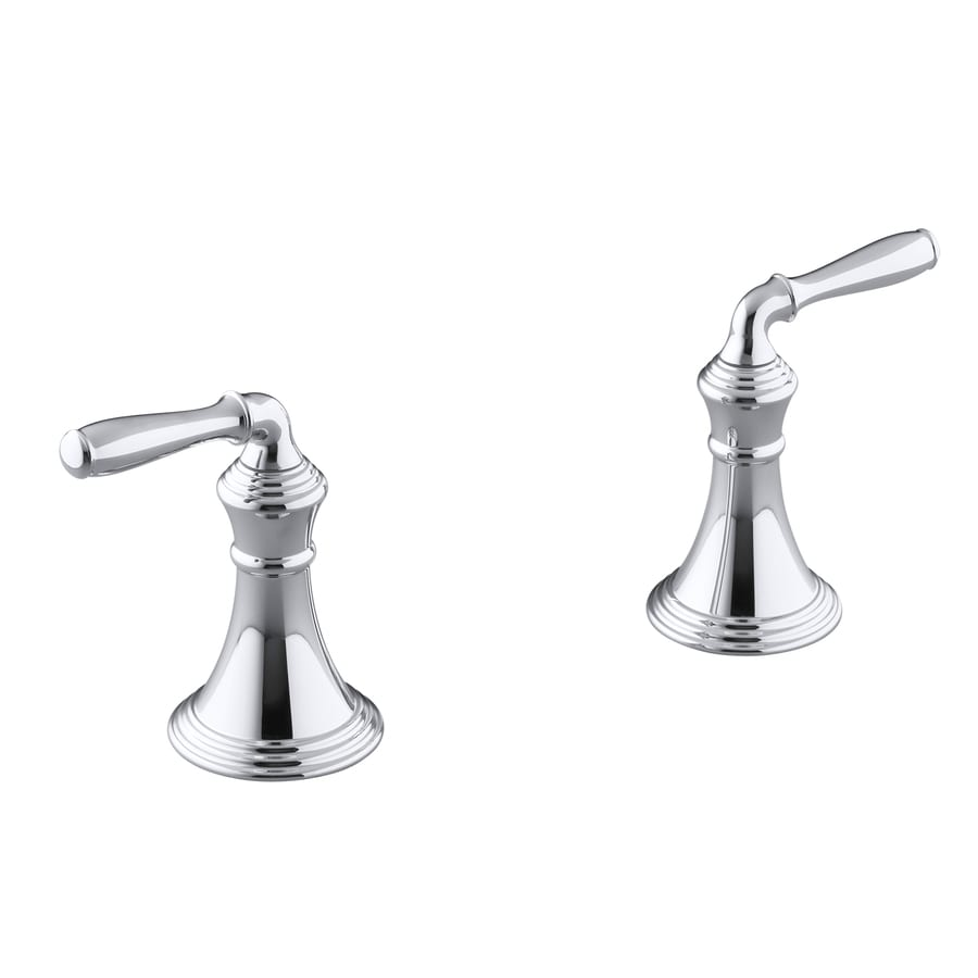 KOHLER 2-Pack Chrome Tub/Shower Handles