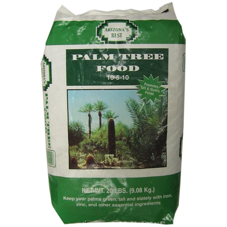 Arizona's Best Fertilizer 20-lb Synthetic Tree and Shrub Food (10-5-10)