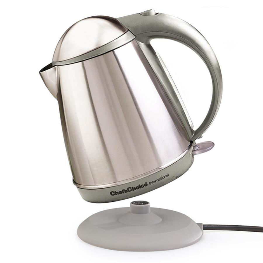 Chef'sChoice Cordless Electric Kettle