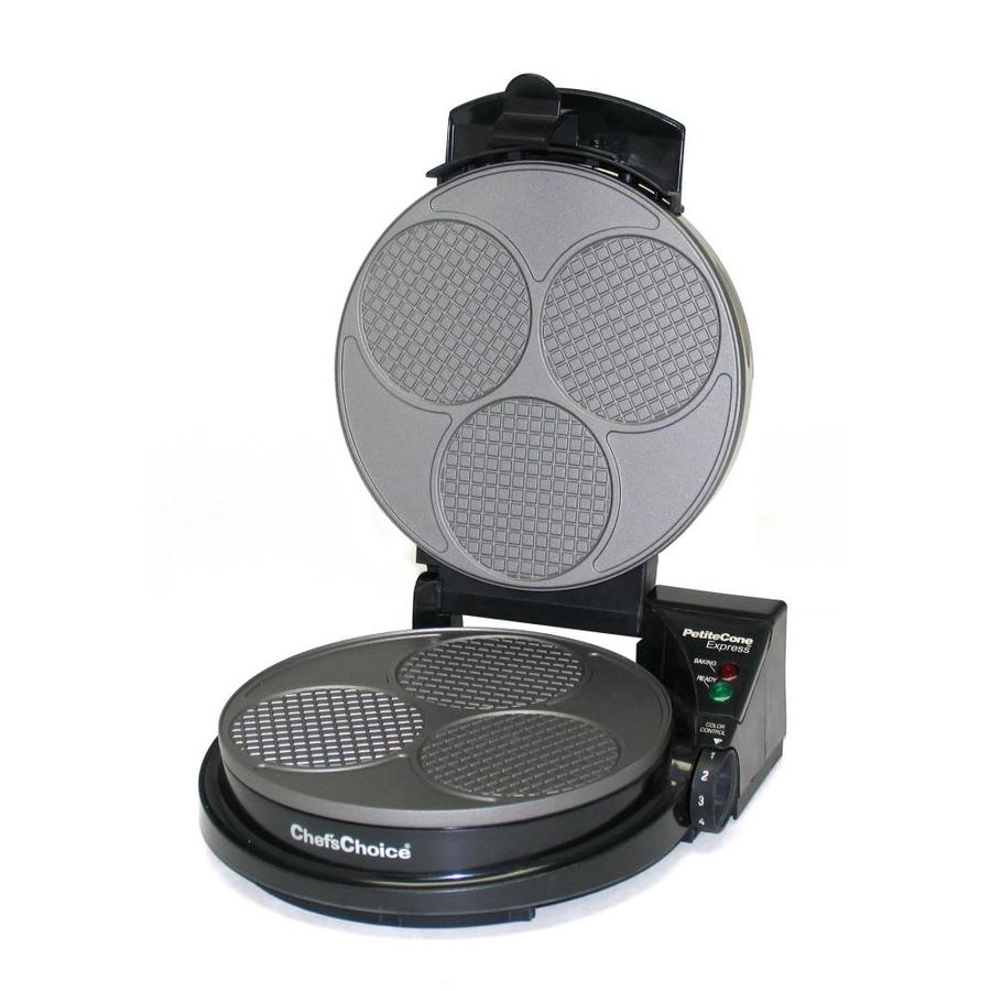 Shop Chef Schoice Waffle Maker At Lowes Com