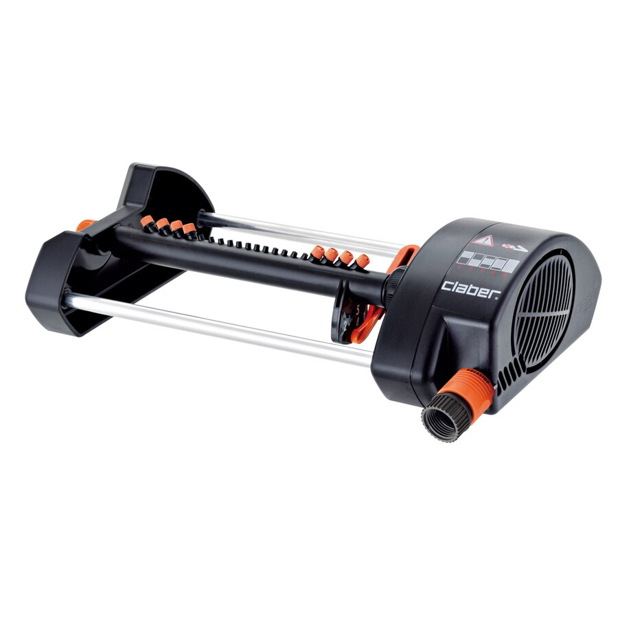 Claber 3445 sq ft Oscillating Sled Sprinkler