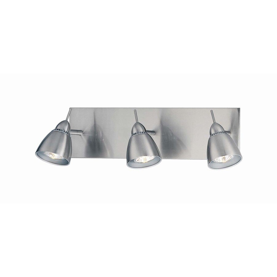 Lite Source 6.5-in H Steel-Painted Wall-Mounted Lamp with Metal Shade