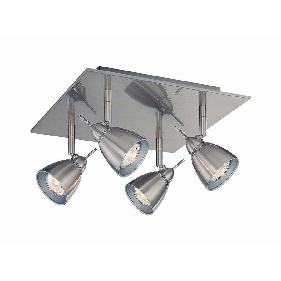 Lite Source 13-1/2-in H Steel-Painted Wall-Mounted Lamp with Metal Shade