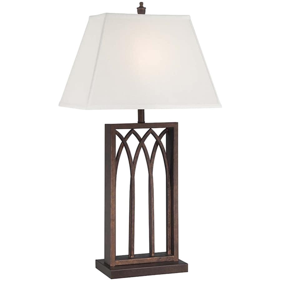 shop lite source cambridge 30 5 in antique bronze indoor. Black Bedroom Furniture Sets. Home Design Ideas