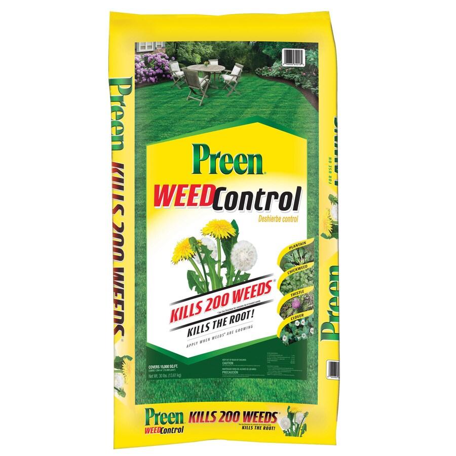 Preen 30 Lbs. Weed Control