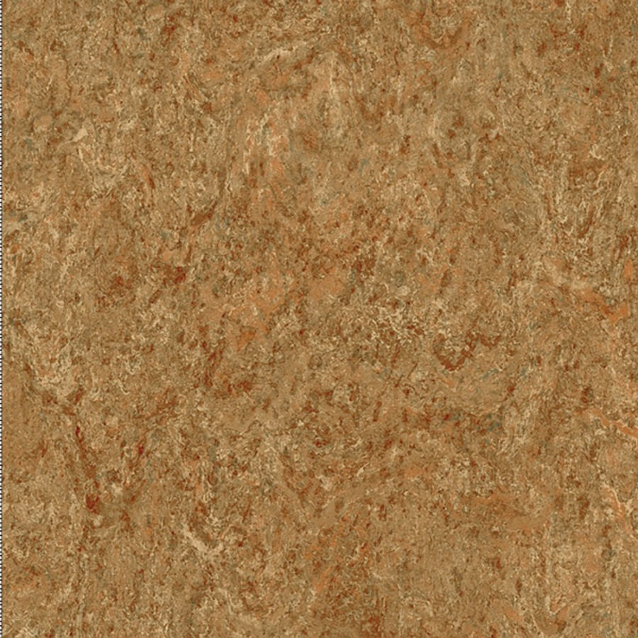 Congoleum Structure 16-Piece 18-in x 18-in Saffron Glue (Adhesive) Wood Luxury Commercial Vinyl Tile