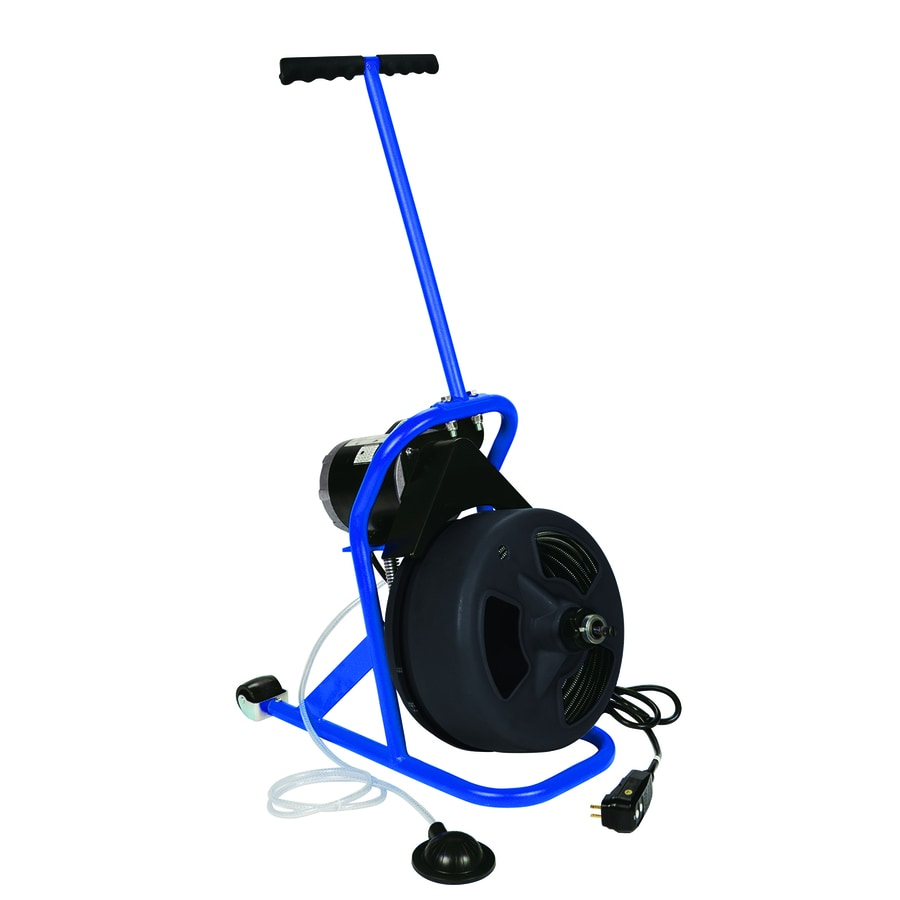 Shop Cobra 100 Ft Music Wire Machine Auger At Lowes Com