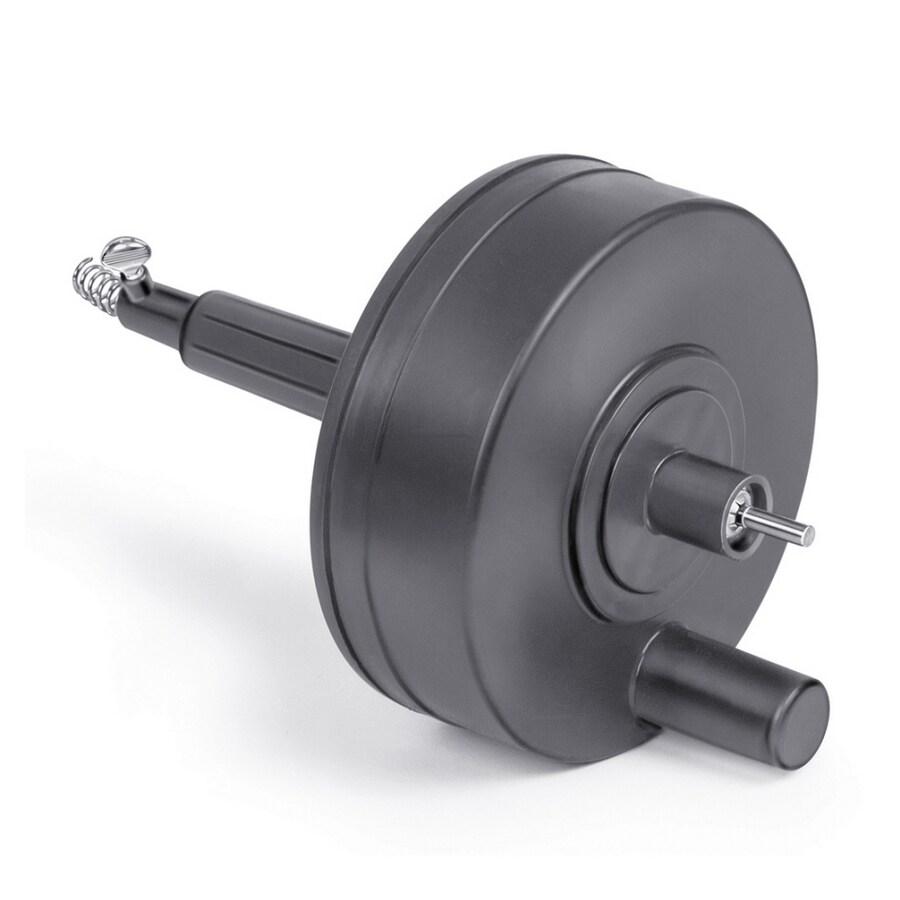 X 25 Ft 1//4 In Power Drum Auger