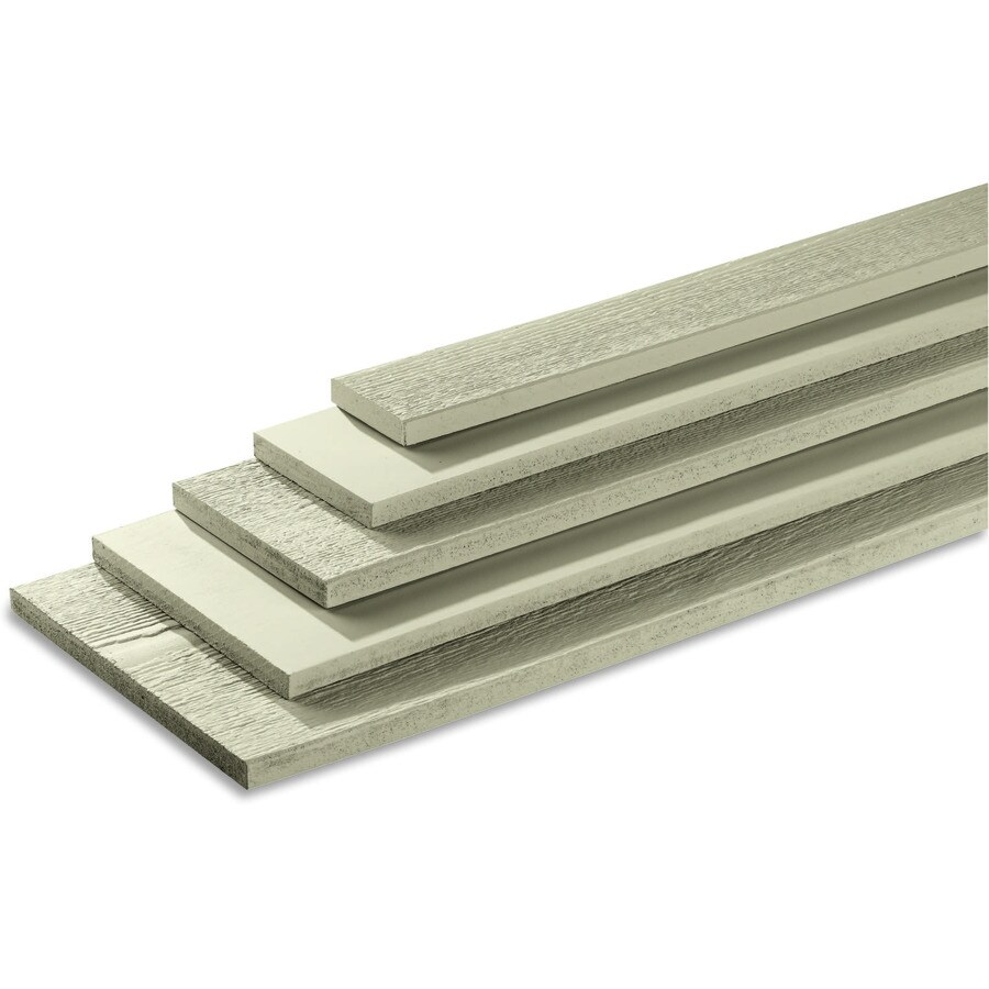 Snavely Forest Products 440 Series 0.625-in x 1.469-in x 191.875-in Engineered Shingle Moulding Wood Siding Trim