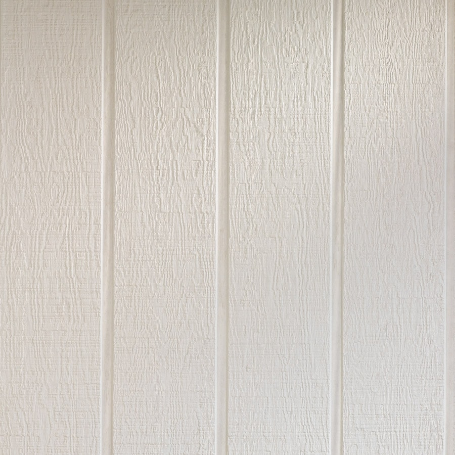 Snavely Forest Products 76 Series Primed Engineered Treated Wood Siding Panel (Common: 0.375-in x 48-in x 96-in; Actual: 0.4375-in x 48.563-in x 95.875-in)