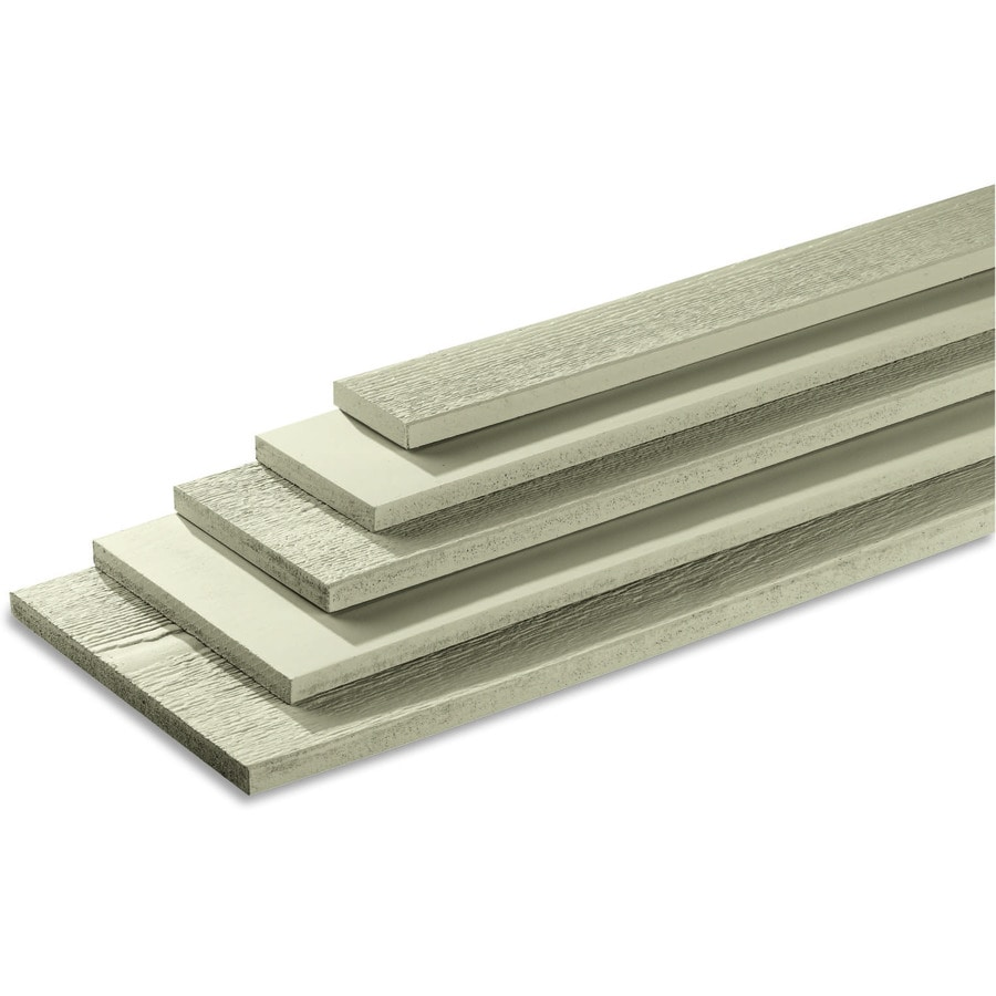 SmartSide 440 Series Primed Engineered Treated Wood Siding Panel (Common: 1-in x 48-in x 96-in; Actual: 0.625-in x 3.469-in x 95.875-in)