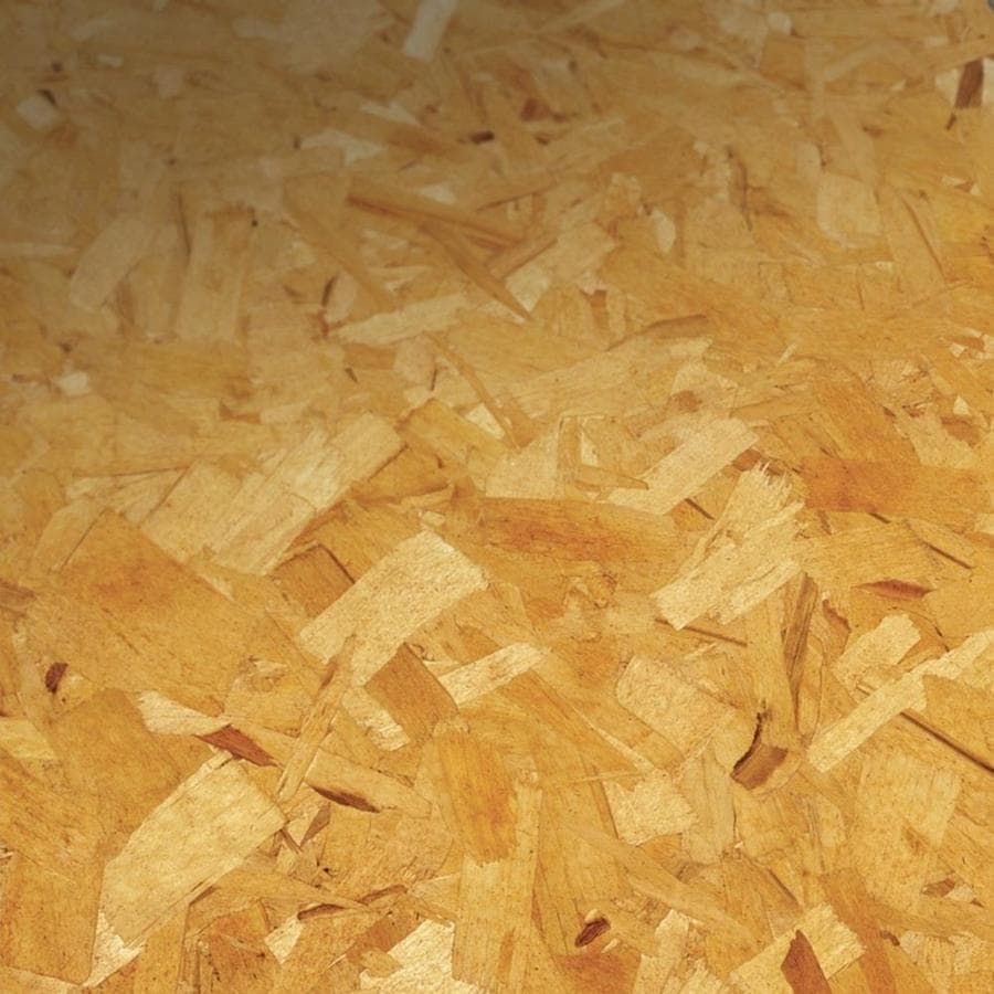 Roof and Wall 1/4 CAT PS2-10 Square OSB Sheathing, Application as 4 x 8