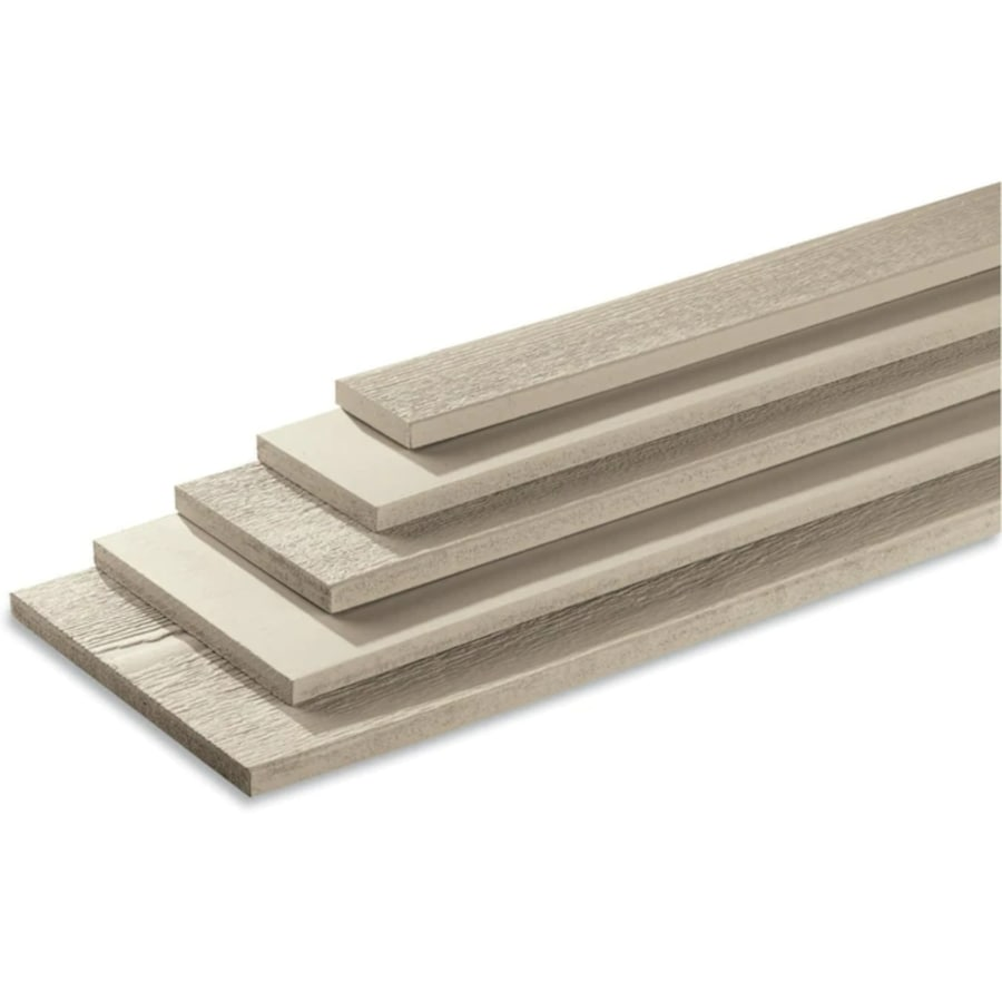 Snavely Forest Products 440 Series 0.625-in x 5.469-in x 191.875-in Engineered Shingle Moulding Wood Siding Trim