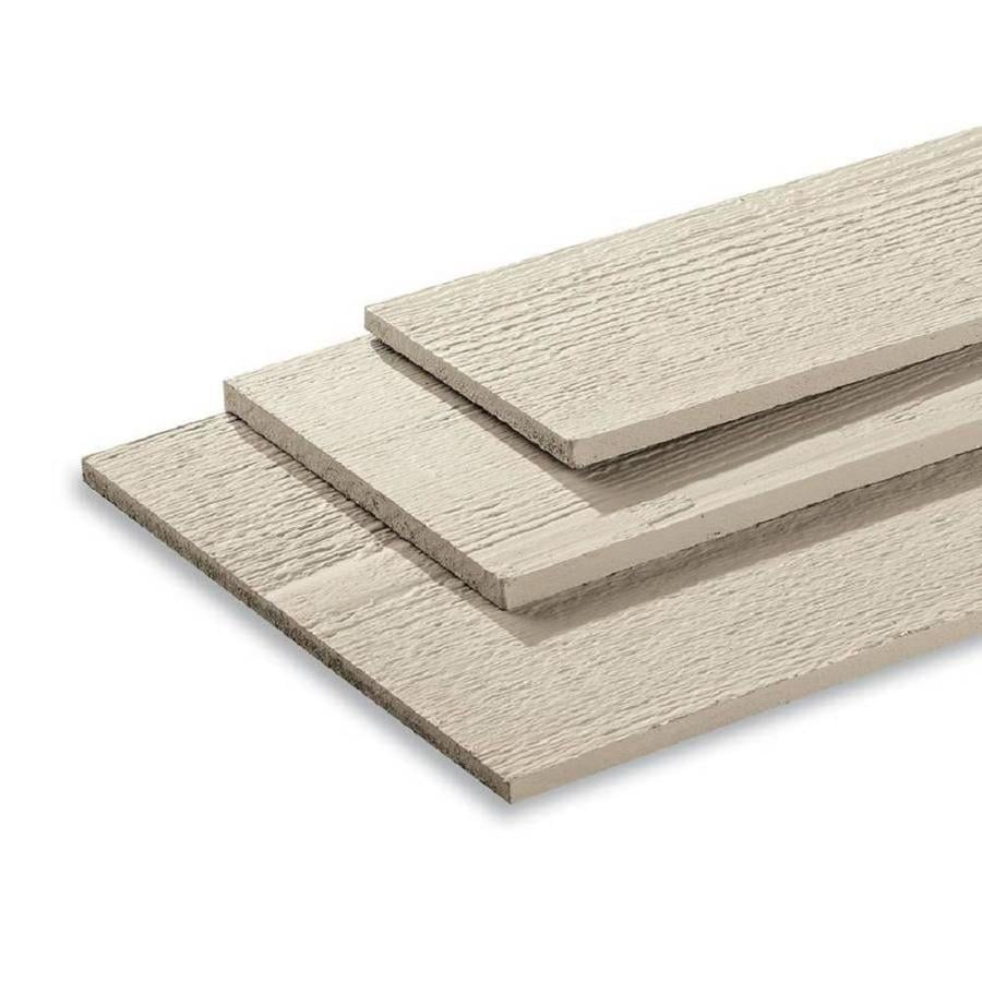 Snavely Forest Products 38 Series Primed Engineered Treated Wood Siding Panel (Common: 0.375-in x 6-in x 192-in; Actual: 0.315-in x 5.84-in x 191.875-in)