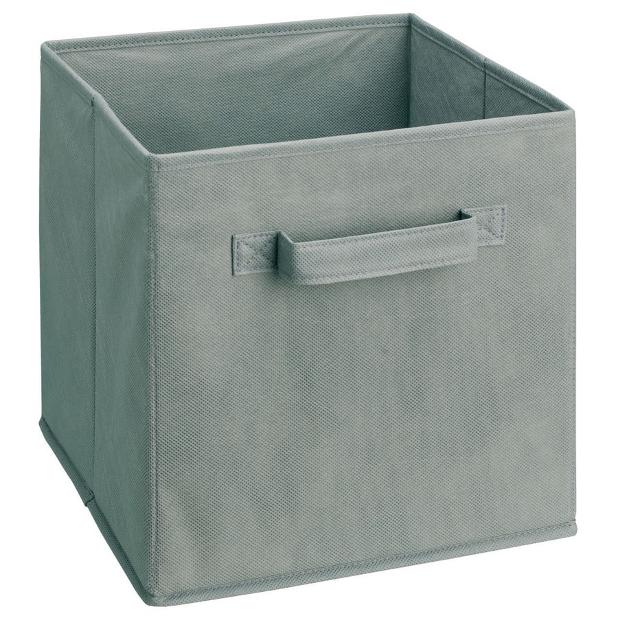 ClosetMaid Gray Laminate Storage Drawer