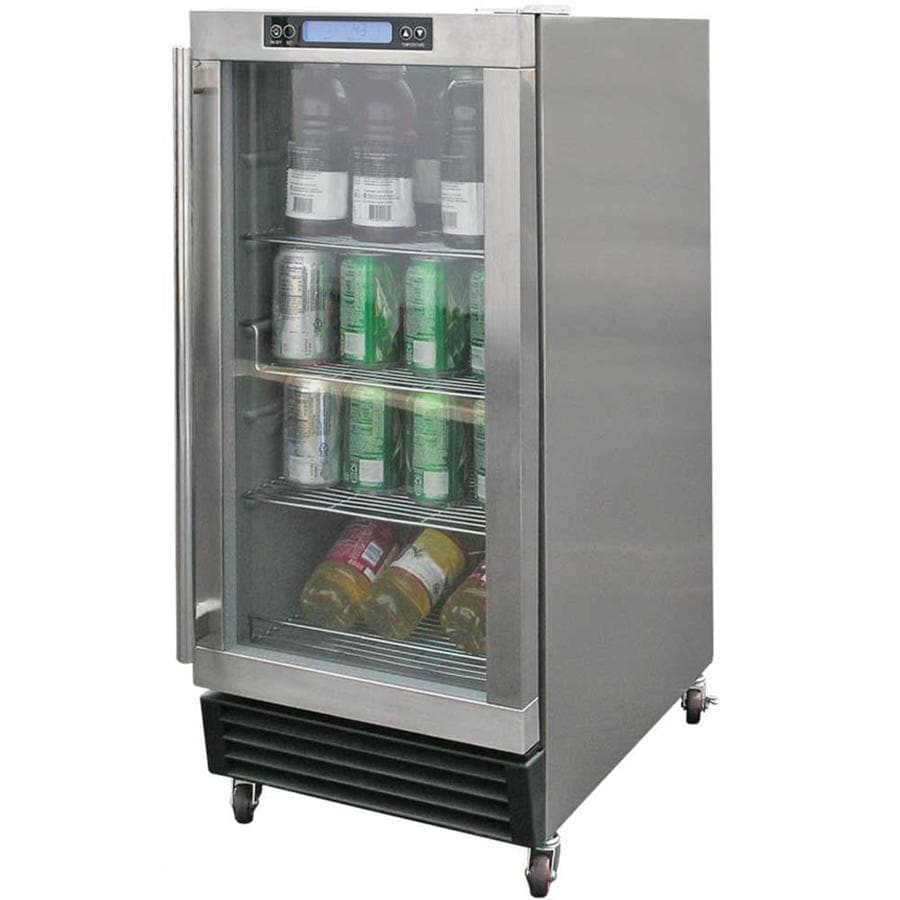 Shop Cal Flame Modular Outdoor Refrigerator At Lowes Com