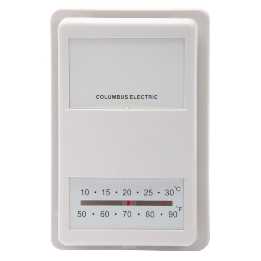 Mr. Heater Mechanical Non-Programmable Thermostat