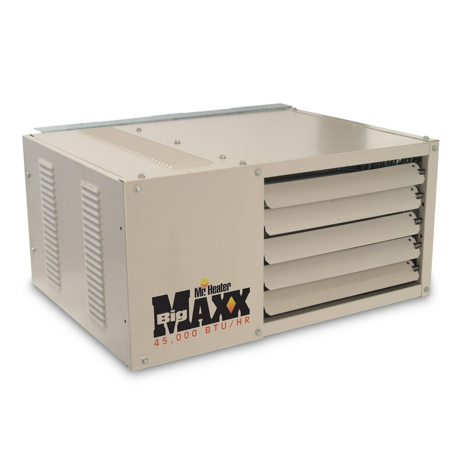 Mr. Heater 45,000-BTU Forced-Air Garage Heater (Natural Gas)
