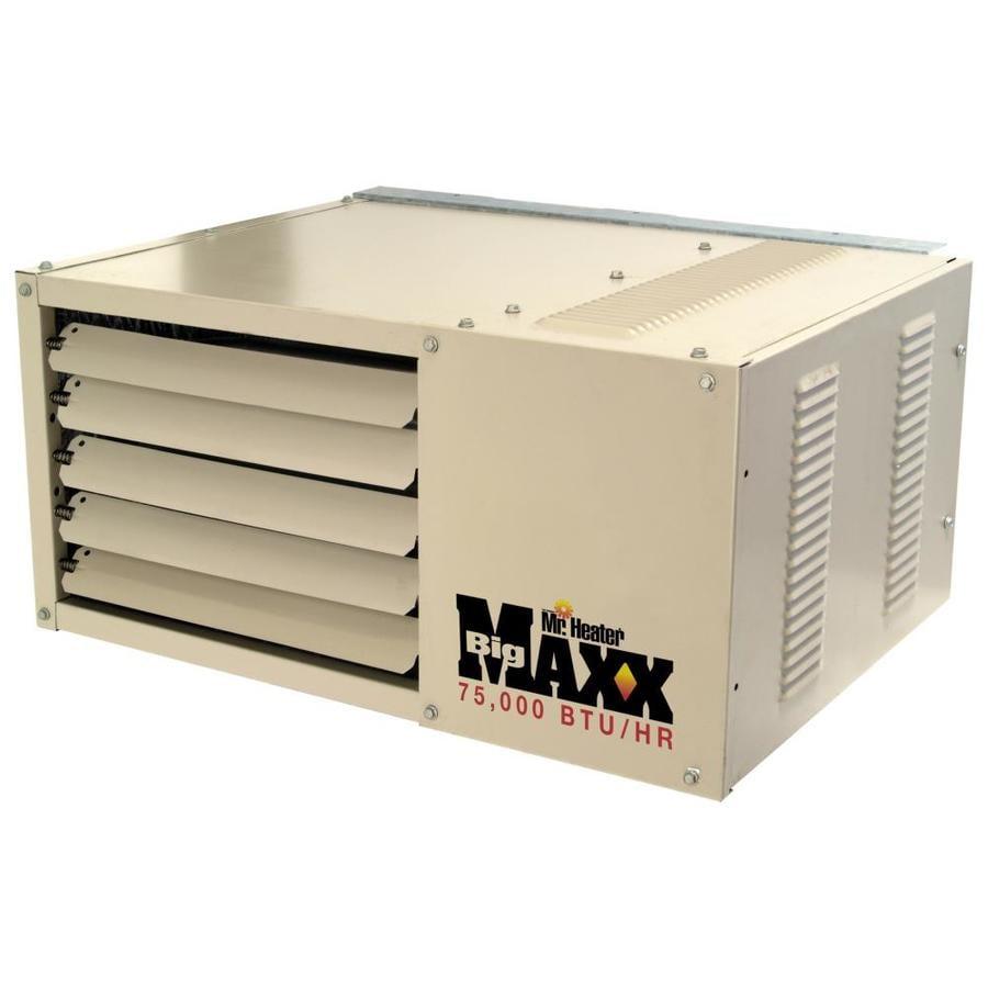 Mr. Heater 75,000-BTU Forced-Air Garage Heater (Natural Gas)