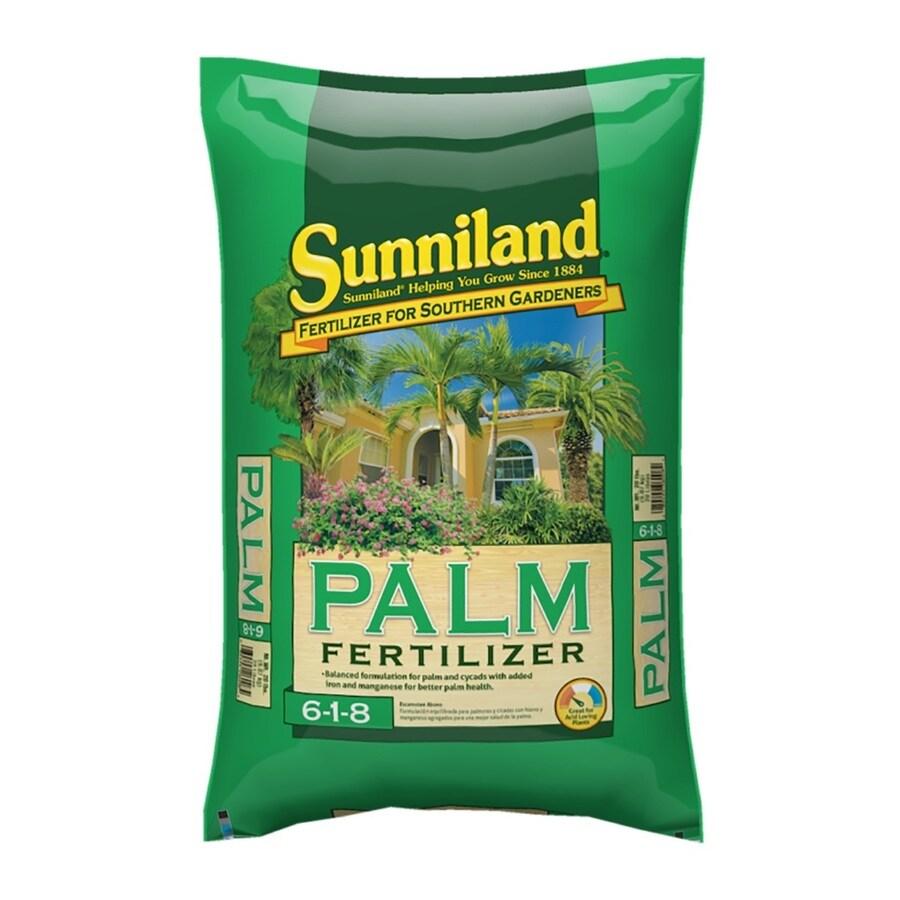 Sunniland 40-lb Organic/Natural Tree and Shrub Food (6-1-8)