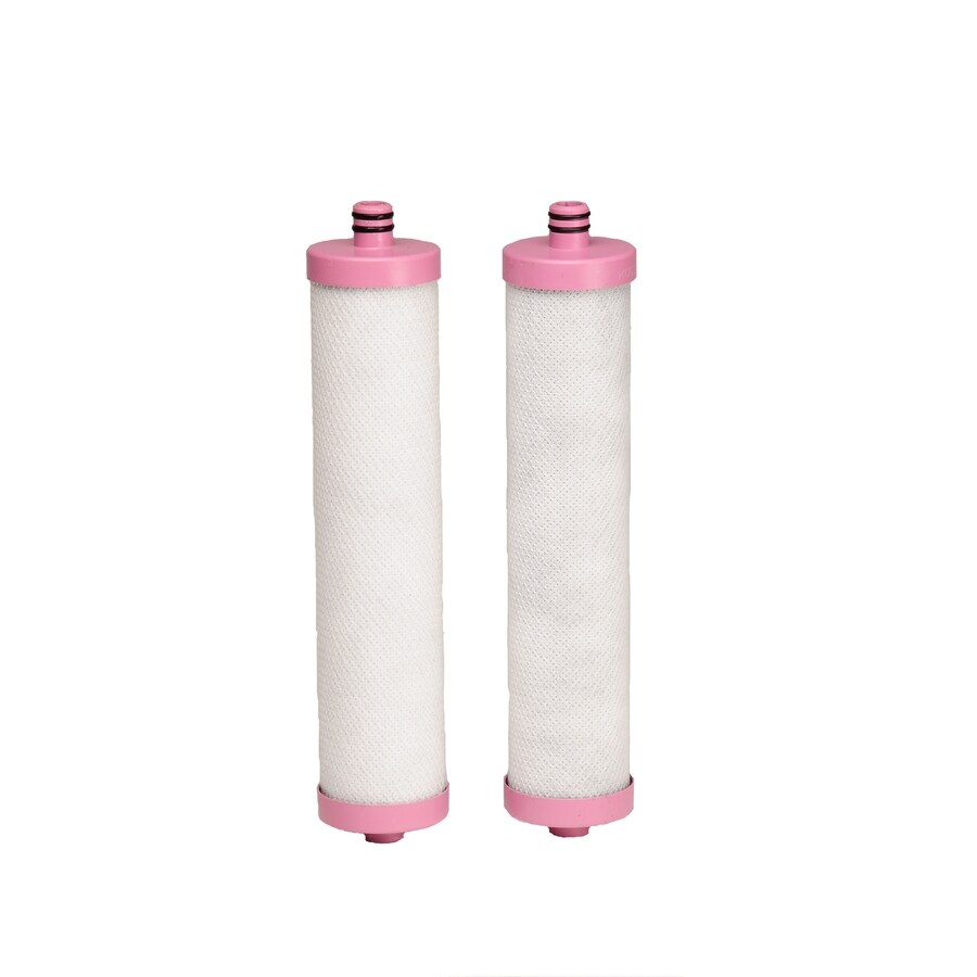 Whirlpool 2-Pack Under Sink Replacement Water Filters