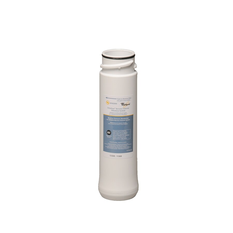 Whirlpool Under Sink Replacement Filter with Reverse Osmosis