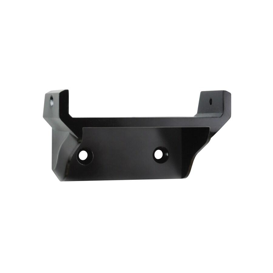 Deckorators Black Plastic Rail Connector
