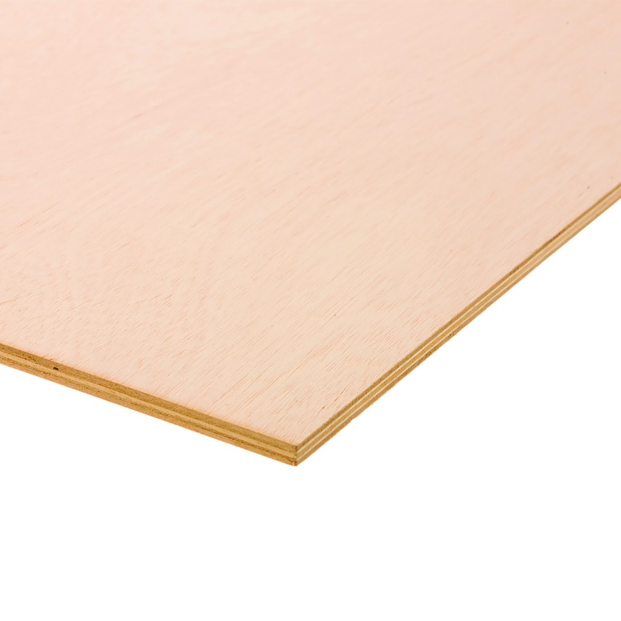 1/4-in Common Birch Plywood, Application as  2 x 4